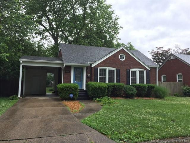 403 E Terrace Heights, Jeffersonville, IN 47130 (MLS #201808995) :: The Paxton Group at Keller Williams