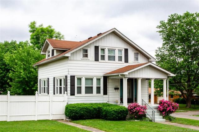 2323 Mclean Avenue, New Albany, IN 47150 (MLS #201808996) :: The Paxton Group at Keller Williams