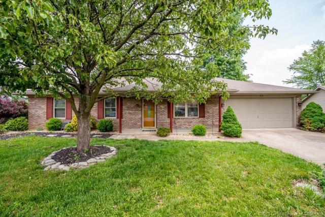 3104 Clearstream Way, Jeffersonville, IN 47130 (MLS #201808999) :: The Paxton Group at Keller Williams