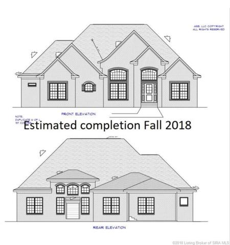 1215 Amy Avenue Lot 61, Sellersburg, IN 47172 (MLS #201809100) :: The Paxton Group at Keller Williams