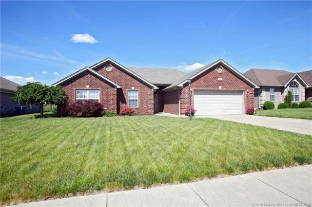 3237 Rosemont Drive, Jeffersonville, IN 47130 (MLS #201809142) :: The Paxton Group at Keller Williams