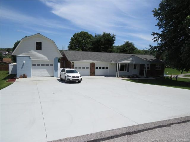 3170 High Ridge Lane NE, Lanesville, IN 47136 (#201809385) :: The Stiller Group