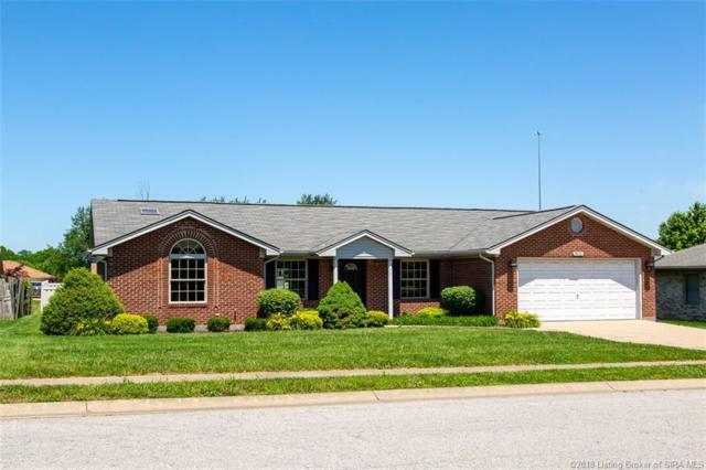 3421 Alvin Drive, Jeffersonville, IN 47130 (MLS #201809424) :: The Paxton Group at Keller Williams