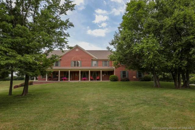 10162 Bradford Road, Greenville, IN 47124 (MLS #201809482) :: The Paxton Group at Keller Williams
