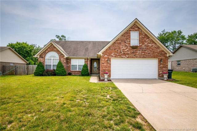 5825 Quarter Court, Jeffersonville, IN 47130 (MLS #201809515) :: The Paxton Group at Keller Williams