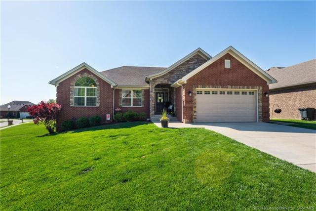 10612 High Plains Pass, Sellersburg, IN 47172 (MLS #201809525) :: The Paxton Group at Keller Williams
