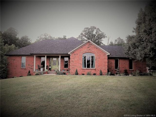 5670 Cedarview Court NE, Lanesville, IN 47136 (#201809532) :: The Stiller Group
