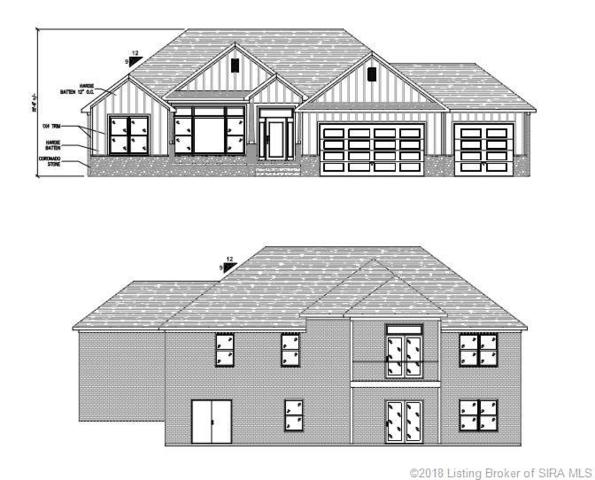 1209 - Lot 135 Knob Hill Boulevard, Georgetown, IN 47122 (MLS #201809588) :: The Paxton Group at Keller Williams