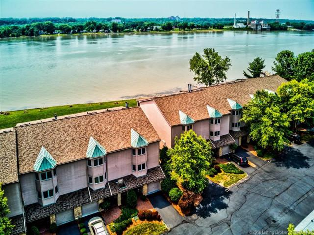 2200 Utica Pk #7, Jeffersonville, IN 47130 (MLS #201809608) :: The Paxton Group at Keller Williams