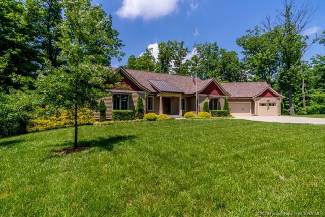 4945 S Skyline Drive, Floyds Knobs, IN 47119 (#201809614) :: The Stiller Group