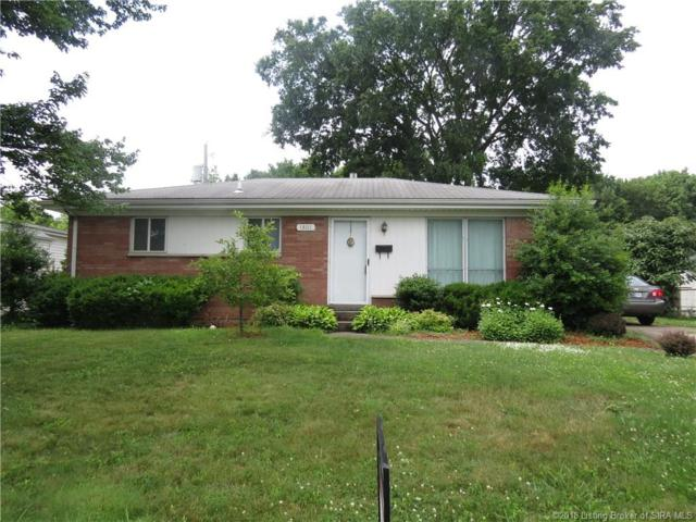 1801 Jonquil Drive, Jeffersonville, IN 47130 (MLS #201809621) :: The Paxton Group at Keller Williams
