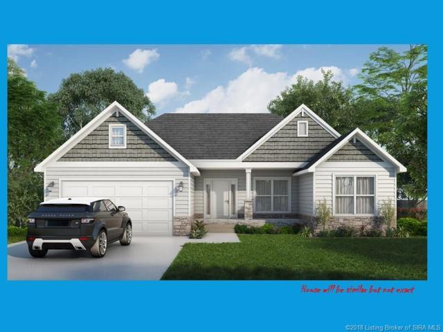 3162 (Lot 801) Badger Run, Jeffersonville, IN 47130 (#201809630) :: The Stiller Group
