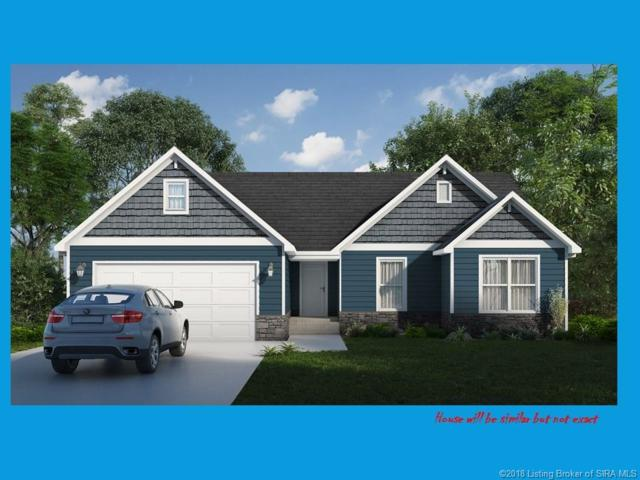 3160 (Lot 802) Badger Run, Jeffersonville, IN 47130 (MLS #201809631) :: The Paxton Group at Keller Williams