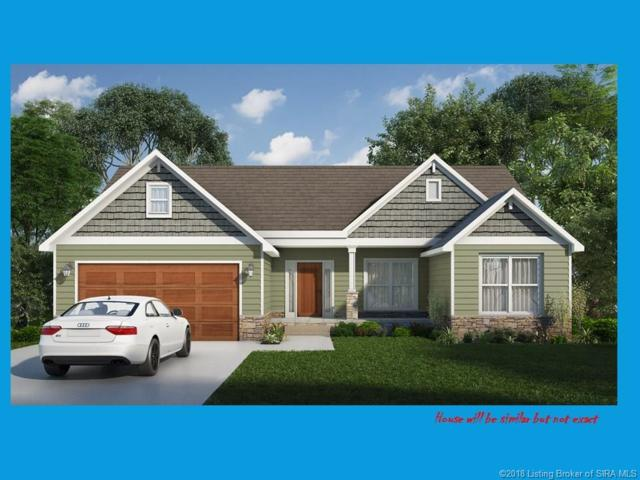 3156 (Lot 804) Badger Run, Jeffersonville, IN 47130 (MLS #201809632) :: The Paxton Group at Keller Williams