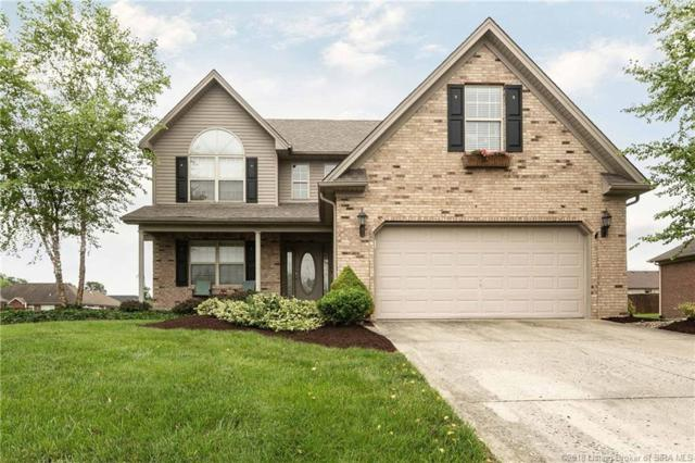 4201 Lakeside Drive, Sellersburg, IN 47172 (MLS #201809634) :: The Paxton Group at Keller Williams