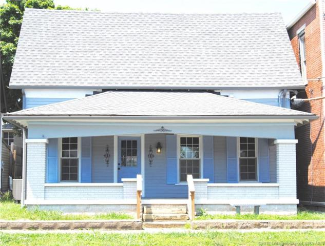 9130 State Road 64, Georgetown, IN 47122 (MLS #201809711) :: The Paxton Group at Keller Williams