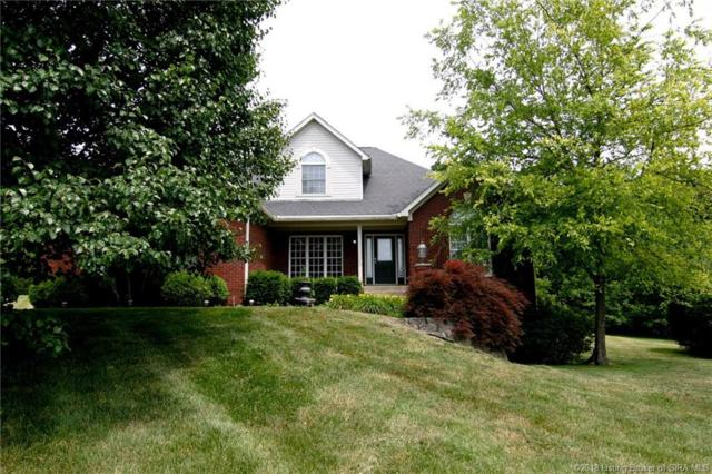 10044 Wind Hill Drive, Greenville, IN 47124 (MLS #201809748) :: The Paxton Group at Keller Williams