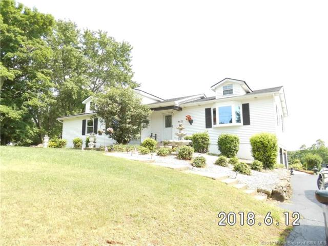 9427 Cooks Mill Road, Georgetown, IN 47122 (MLS #201809758) :: The Paxton Group at Keller Williams
