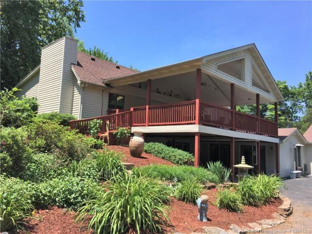 4700 Saint Johns Road, Greenville, IN 47124 (MLS #201809792) :: The Paxton Group at Keller Williams