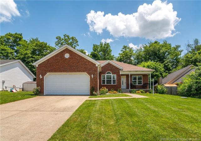 1804 Payne Drive, Georgetown, IN 47122 (MLS #201809832) :: The Paxton Group at Keller Williams