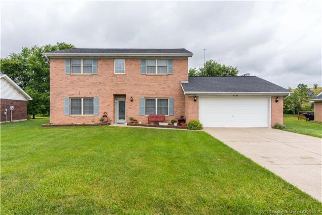 3429 Morgan Trail, Jeffersonville, IN 47130 (MLS #201809864) :: The Paxton Group at Keller Williams