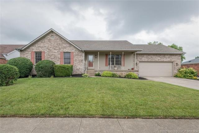3108 Georgian Way, Jeffersonville, IN 47130 (MLS #201809875) :: The Paxton Group at Keller Williams