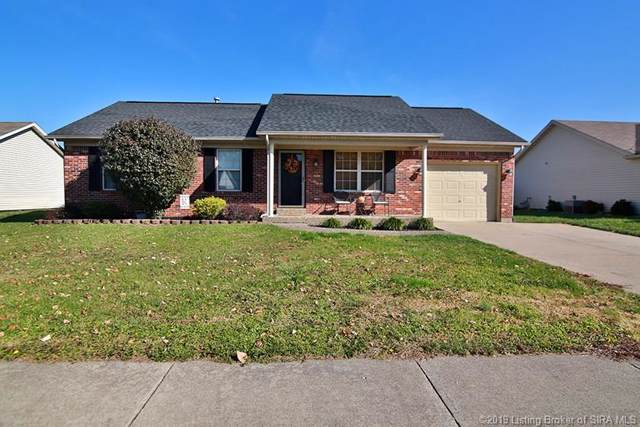 421 Reba Jackson Drive, Jeffersonville, IN 47130 (#2019012031) :: The Stiller Group