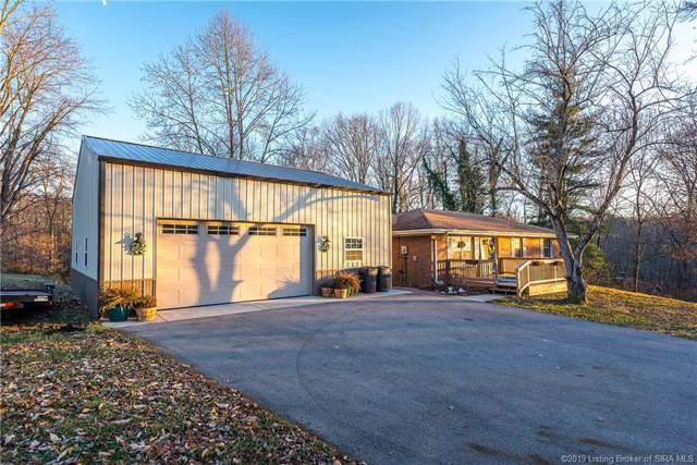 3445 Freiberger Road, Floyds Knobs, IN 47119 (MLS #2019012418) :: The Paxton Group at Keller Williams Realty Consultants