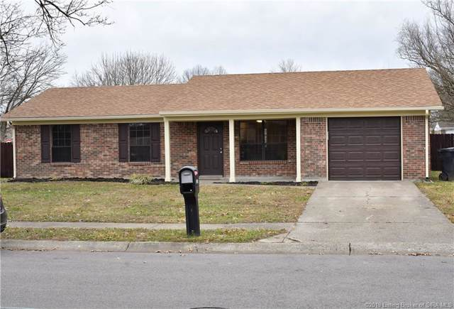 2312 Cornwell Drive, Jeffersonville, IN 47130 (MLS #2019012496) :: The Paxton Group at Keller Williams Realty Consultants