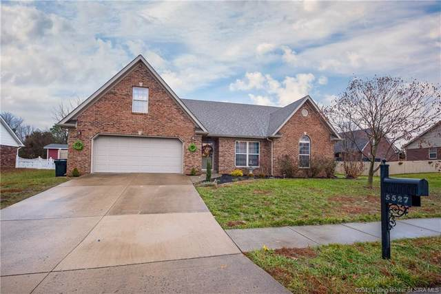 5527 Raintree Ridge, Jeffersonville, IN 47130 (MLS #2019012504) :: The Paxton Group at Keller Williams Realty Consultants