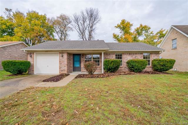 1859 James Drive, Jeffersonville, IN 47130 (MLS #2019012546) :: The Paxton Group at Keller Williams Realty Consultants