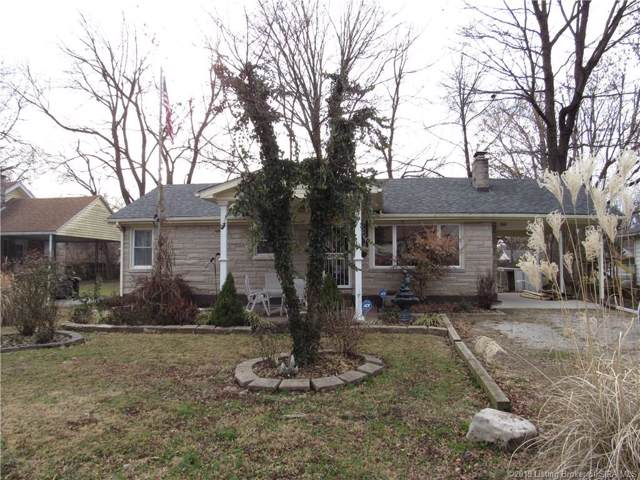 1119 Highland Drive, Jeffersonville, IN 47130 (MLS #2019012570) :: The Paxton Group at Keller Williams Realty Consultants