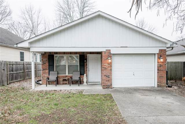 3915 Horne Avenue, New Albany, IN 47150 (MLS #2019013751) :: The Paxton Group at Keller Williams Realty Consultants