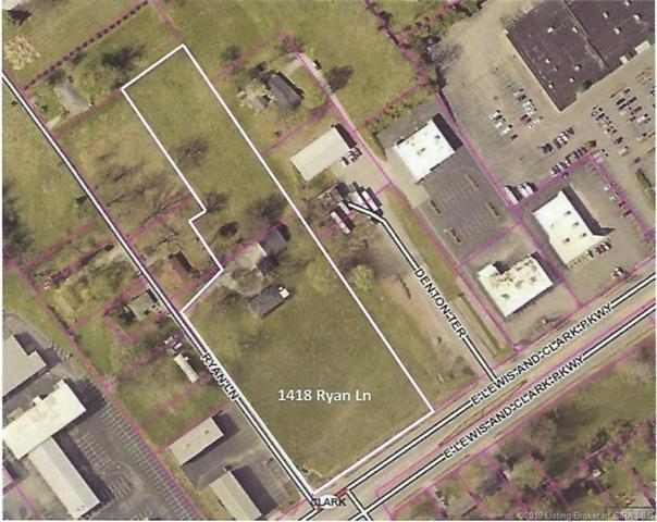 1418 Ryan Lane, Clarksville, IN 47129 (MLS #201905460) :: The Paxton Group at Keller Williams