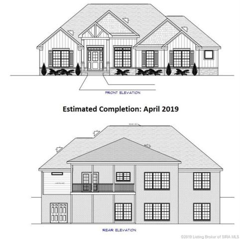 11205 Winged Foot Drive Lot 917, Sellersburg, IN 47172 (MLS #201905752) :: The Paxton Group at Keller Williams