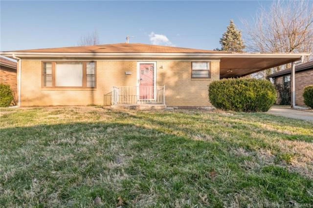 1117 Windsor Drive, Jeffersonville, IN 47130 (MLS #201905797) :: The Paxton Group at Keller Williams
