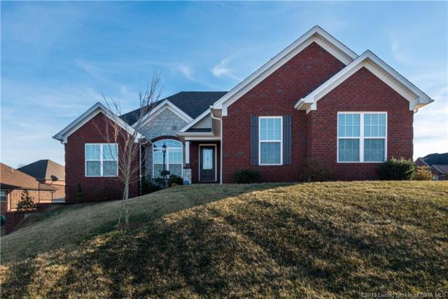 3023 Amelia Court, Jeffersonville, IN 47130 (#201905804) :: The Stiller Group