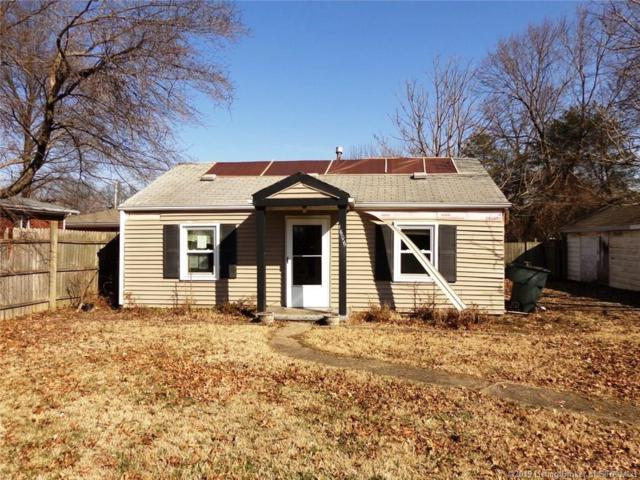 1606 Old Ford Road, New Albany, IN 47150 (MLS #201905866) :: The Paxton Group at Keller Williams