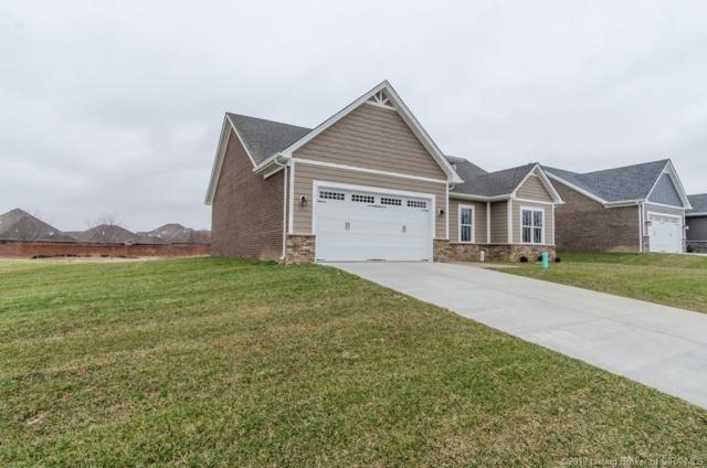 3156 Badger Run, Jeffersonville, IN 47130 (MLS #201906359) :: The Paxton Group at Keller Williams