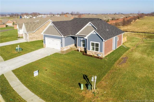 3160 Badger Run, Jeffersonville, IN 47130 (MLS #201906360) :: The Paxton Group at Keller Williams