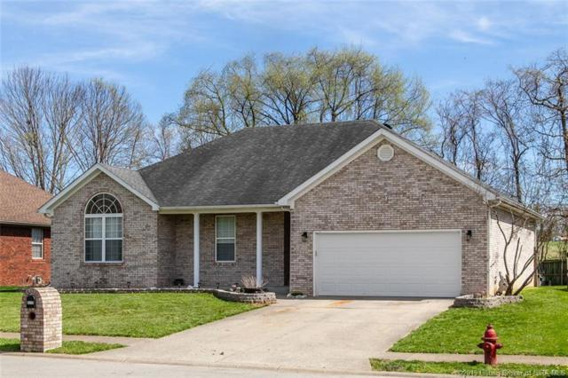 4172 Silver Slate Drive, Jeffersonville, IN 47130 (MLS #201907101) :: The Paxton Group at Keller Williams