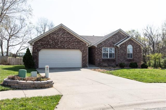 3833 Ridgetop Circle, Jeffersonville, IN 47130 (#201907334) :: The Stiller Group