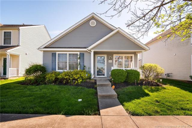 3926 Haystack Drive, Jeffersonville, IN 47130 (MLS #201907350) :: The Paxton Group at Keller Williams