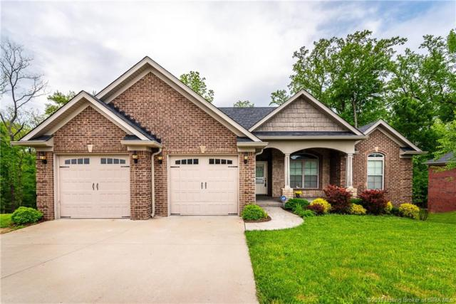 1127 Frontier Trail, Greenville, IN 47124 (MLS #201907656) :: The Paxton Group at Keller Williams