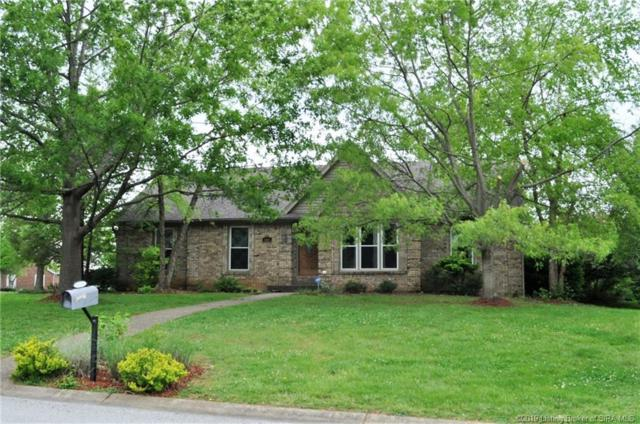 6008 Springcrest Drive, Georgetown, IN 47122 (MLS #201907670) :: The Paxton Group at Keller Williams