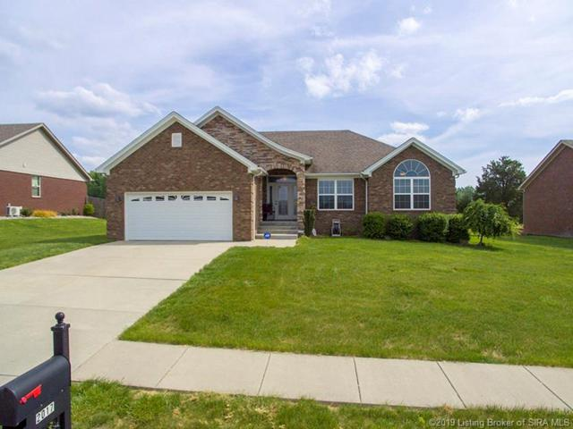 2017 Brookstone Way, Georgetown, IN 47122 (MLS #201907725) :: The Paxton Group at Keller Williams