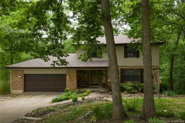 1102 Pinewood Drive, Lanesville, IN 47136 (#201907829) :: The Stiller Group