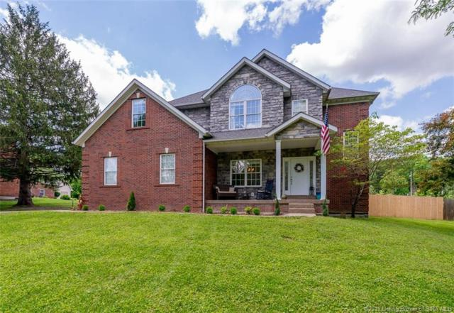 708 S Forrest Drive, Sellersburg, IN 47172 (MLS #201907908) :: The Paxton Group at Keller Williams