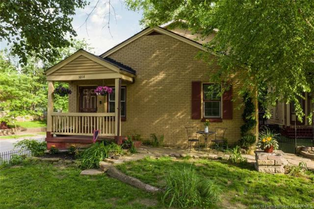 1016 E Main Street, New Albany, IN 47150 (MLS #201907943) :: The Paxton Group at Keller Williams