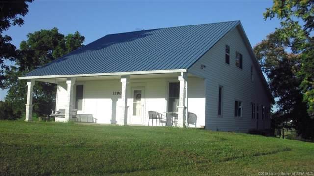 1790 Lazy Creek Road, Lanesville, IN 47136 (#201908402) :: The Stiller Group
